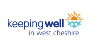 Keeping Well in Cheshire Logo