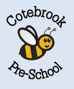 Cotebrook Preschool Logo